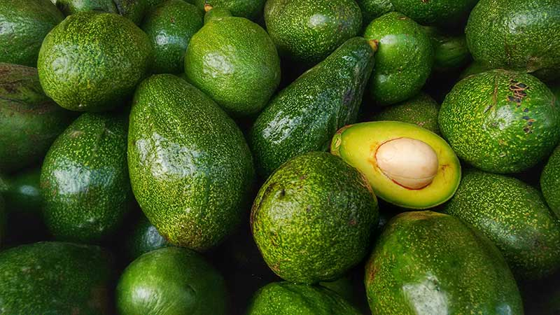 Massive avocado theft