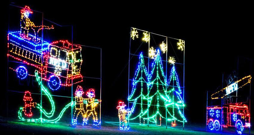 Bingemans' Gift of Lights