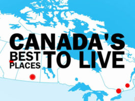 Canada Best places
