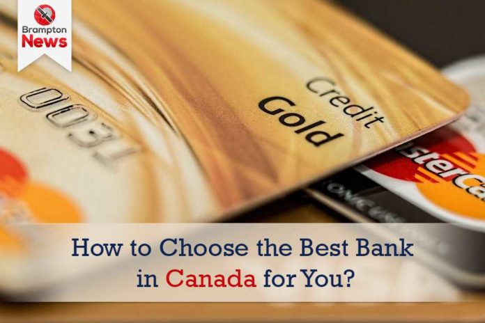 Bank in Canada