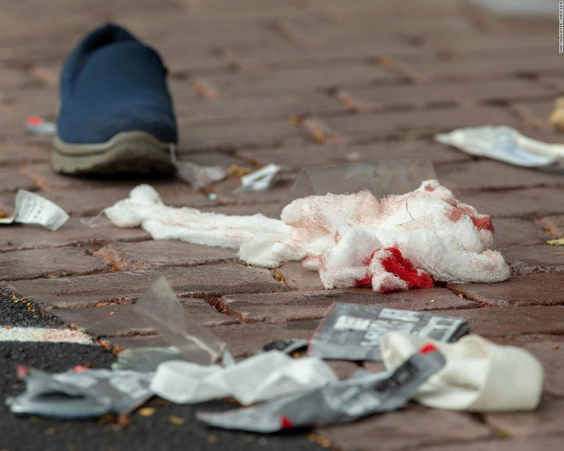 New Zealand terror attack 1