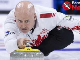 Kevin Koe settles for silver