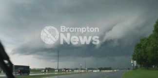 Quebec storms sweep