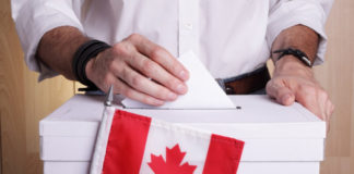 Canada Election Day
