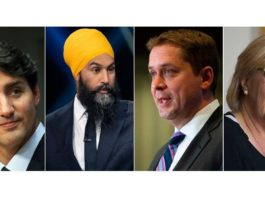 Canadian election looms