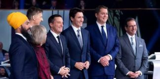 Scheer calls platform a 'responsible plan'