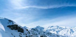 Swiss glaciers