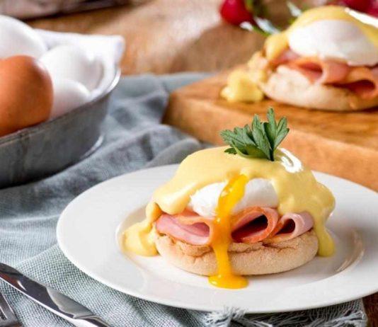 Eggs Benedict in Brampton