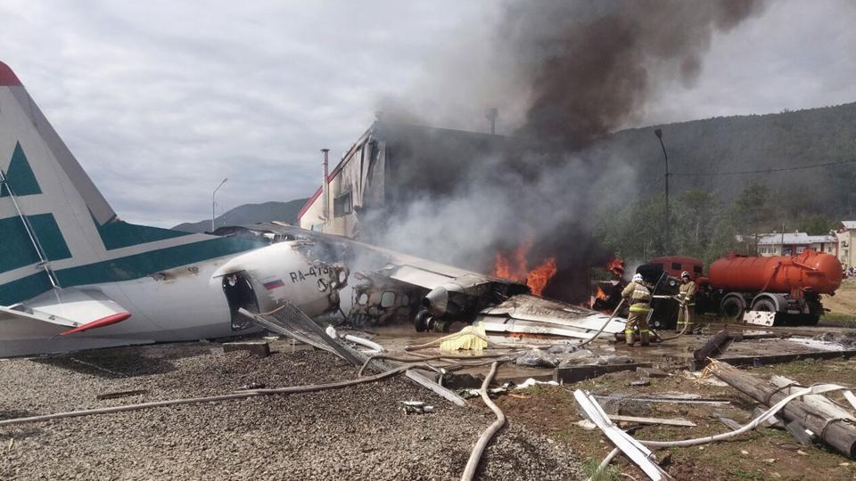 Seven dead in small plane crash in Canada | Brampton-News